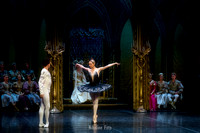 Swan Lake, act 2 with the Saint-Petersburg ballet theatre